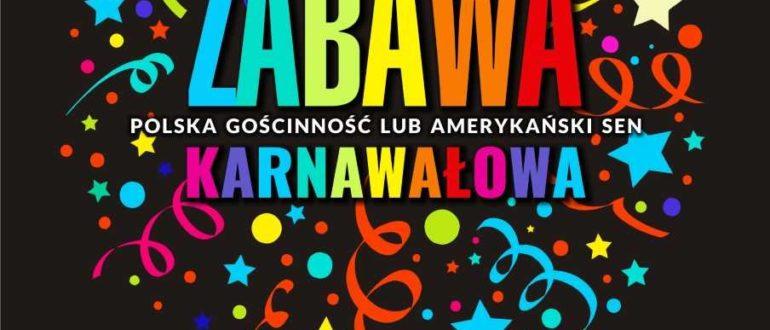 Zabawa Karnawałowa 2019